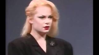 getlinkyoutube.com-Interview with the First Family Of Satanism - Zena LaVey & Nickolas Schreck 1/6 (1988)