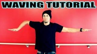 getlinkyoutube.com-ARM WAVE TUTORIAL   How To Dance to Dubstep: WAVING »  Beginner Hip Hop Moves w/ @MattSteffanina