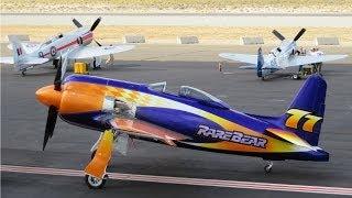 """F8F-2 Bearcat """"Rare Bear"""" Reno 2013"""