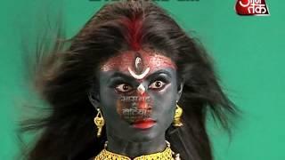 Naagin Shivanya in MahaKali Avtar. width=