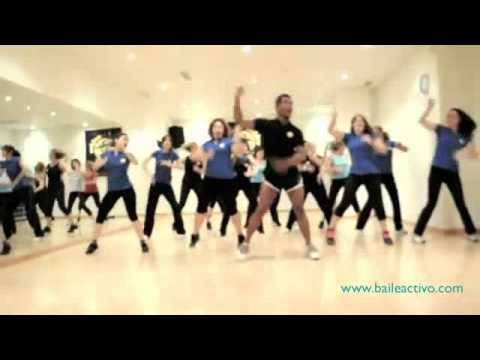 Coreografia Danza Kuduro Don omar