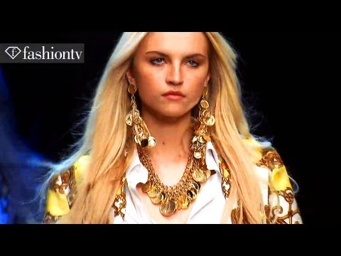 D&G Runway Show: The Last One Ever! at Milan Fashion Week Spring 2012 MFW | FashionTV - FTV