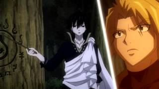 getlinkyoutube.com-Fairy Tail 272 ZERØ  Ep 07 Conveyer Of Magic English Dubbed