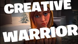 Jizzle: The Creative Mode Warrior
