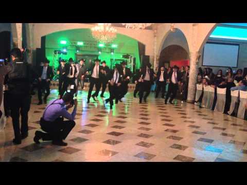 Ex-Alumnos del Ballet Folklorico de Reynosa bailan El Tao Tao en Boda