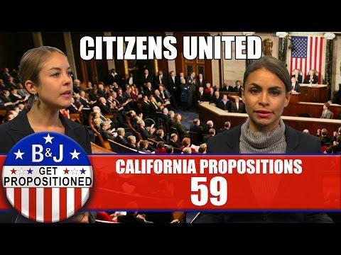 Prop 59: Citizens United