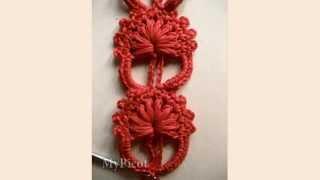 getlinkyoutube.com-Crochet| Stitches |Simplicity Patterns| غرزة كروشيه رقيقة للشال والبليرو