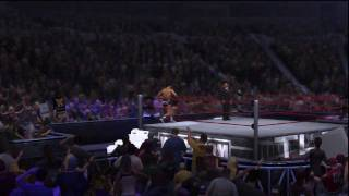 WWE TLC 2011 - Cody Rhodes(c) vs Booker T - Intercontinental Championship