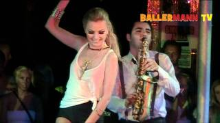 getlinkyoutube.com-Alexandra Stan - Mr Saxobeat - RIU Palace - Mallorca