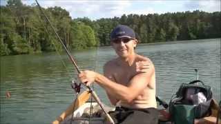 getlinkyoutube.com-Okonie z jezior lubniewickich + bonus