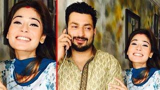 getlinkyoutube.com-'Sasural Simar Ka' Actress Sara Khan Marries Businessman Rishabh Tandon!