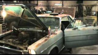getlinkyoutube.com-1966 Ford Galaxie 500 XL Starts after 30 years