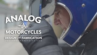 """getlinkyoutube.com-Analog Motorcycles BMW R nineT/6 """"A Day in the City"""""""