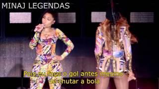 getlinkyoutube.com-Beyonce ft. Nicki Minaj Flawess ( LIVE PARIS ) Legendado PT/BR