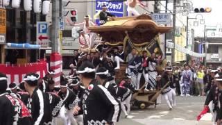 getlinkyoutube.com-平成28年度八木地区祭礼ムービー完全版4/4byDRY