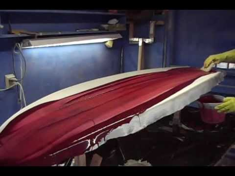 Surfboard Building, shaping, glassing, making surfboards