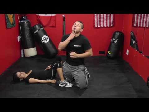 Women's Self Defense: Level 1 - Rape Escape