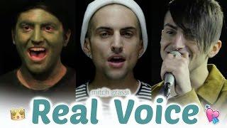 "getlinkyoutube.com-Mitch Grassi ""Real Voice"" (Live)"