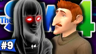 getlinkyoutube.com-GHOST ATTACK! - The Sims 4 - #9 - (Sims 4 Funny Moments)