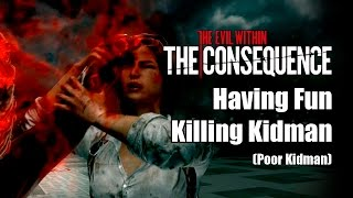getlinkyoutube.com-Kidman Death Scenes - The Evil Within - The Consequence [Spoilers Warning]