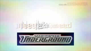 Need For Speed Underground Showing off Circuit Rankings On Top & Magazines 1-10