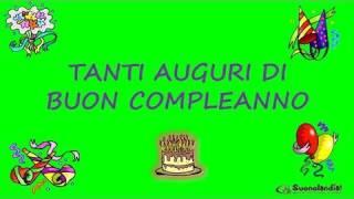 getlinkyoutube.com-TANTI AUGURI DI BUON COMPLEANNO