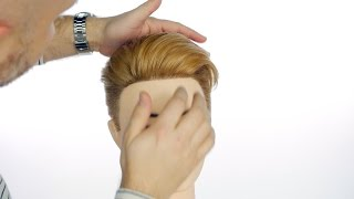 getlinkyoutube.com-Justin Bieber GQ Cover Hairstyle 2016 - TheSalonGuy