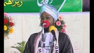 getlinkyoutube.com-Speech of Qari Md Sakhawat Hussain Barkati (Kolkata) at 22nd Jalse Milad Un Nabi of MBT
