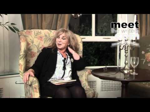 Helen Lederer at MeetTheWriters.com in London