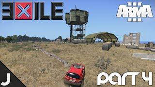 getlinkyoutube.com-ArmA 3: Exile - Part 4 - Capturing a Base!