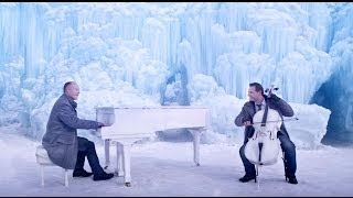 "getlinkyoutube.com-Let It Go (Disney's ""Frozen"") Vivaldi's Winter - ThePianoGuys"
