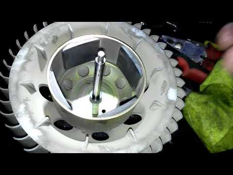 Ремонт моторчика печки Infiniti FX35