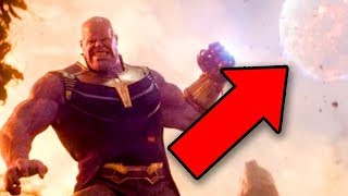 AVENGERS INFINITY WAR Update! (Thanos & Iron Man Armor Explained)