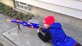 getlinkyoutube.com-Elite Nerf Sniper