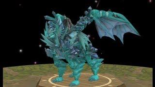 getlinkyoutube.com-Spore Creature Creator - Frost Dragon