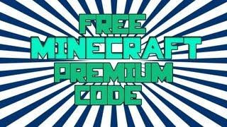 Free Minecraft prem code (Old)