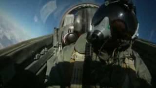 getlinkyoutube.com-F16 vs Mig 29 Polish Air Force