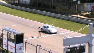 getlinkyoutube.com-TRAXXAS XO-1 vs Porsche Carerra 2 964, Masarykův okruh Brno 8.8.2012