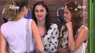 getlinkyoutube.com-Violetta 2 - Francesca, Camila und Violetta reden (Folge 26) Deutsch