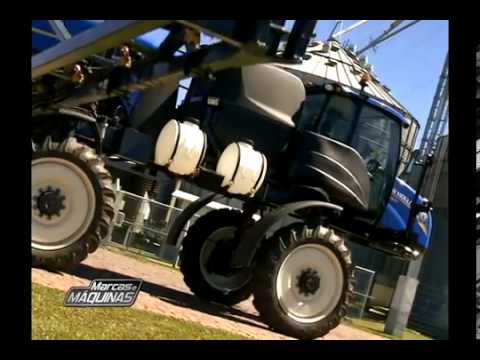 |Lanamento 2013| Pulverizador New Holland SP 2500 Defensor.