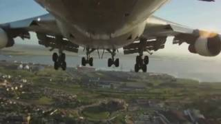 getlinkyoutube.com-BOEING 747-200F GEAR CAMERA '' BELLY OF THE BEAST '' ( AROUND THE WORLD)