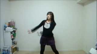 getlinkyoutube.com-【だんささいず①】EZ DO DANCE を踊ってみた【ゆうな】