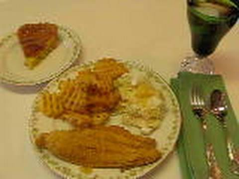 Betty's Kentucky Fried Catfish Recipe