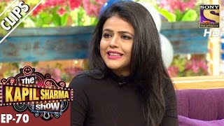 Shweta Singh on The Show - The Kapil Sharma Show – 31st Dec 2016