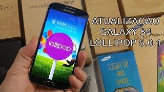 getlinkyoutube.com-Instalação Android Lollipop no Galaxy S4 i9515L