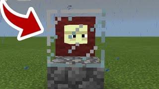 getlinkyoutube.com-Minecraft PE 1.0 - OLHA OQUE DA PRA FAZER COM ESSE MOB!! (Minecraft Pocket Edition)