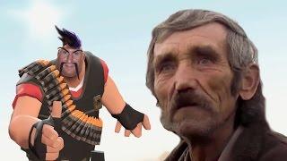getlinkyoutube.com-O KURWA! | Stachu Jones w Team Fortress 2?