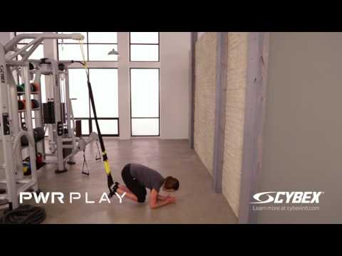 Cybex PWR PLAY - TRX Atomic Crunch