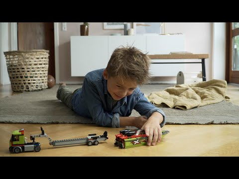 LEGO City Race Boat Transporter - 60254