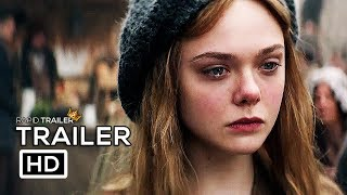 MARY SHELLEY Official Trailer (2018) Elle Fanning, Maisie Williams Movie HD